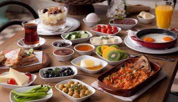 Trabzon'da Serpme Kahvaltı - Sera Lake Resort