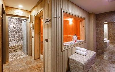 Sera Lake Resort Spa - Sauna Trabzon