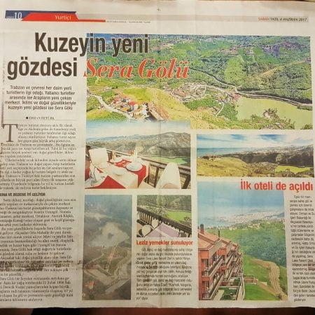 2017-06-04 - Sabah - Sera Lake Resort Hotel