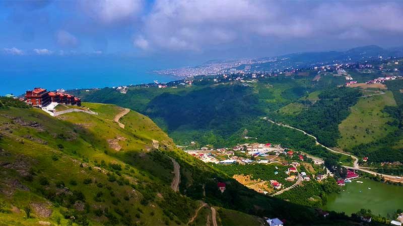 Sera Lake Resort Hotel & Spa - Restaurant - Trabzon