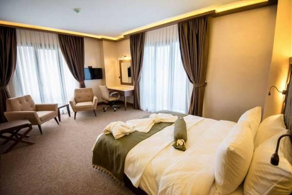 çift Kişilik Oda Sera Lake Resort Hotel Trabzon