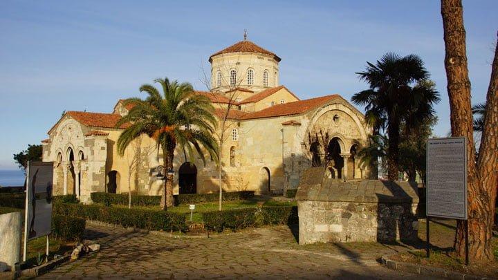 Trabzon Ayasofya Camii