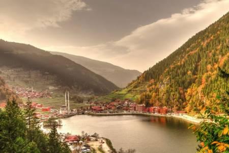 Uzungöl Trabzon