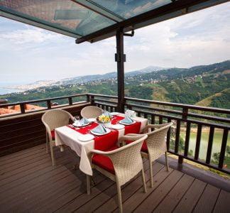 Sera Lake Resort Hotel Trabzon Restaurant