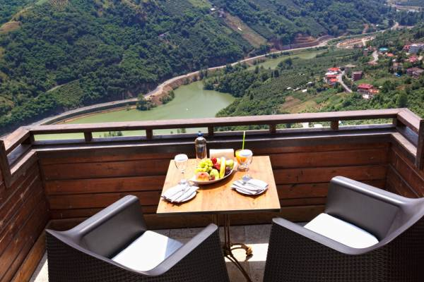 Sera Lake Resort Hotel Trabzon King Suite
