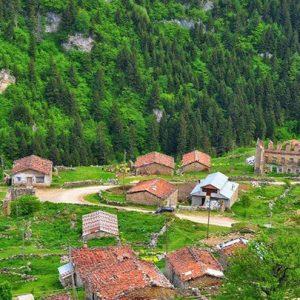 Santa Ruins - Santa Harabeleri Nerede? Nasıl Gidilir?Santa Harabeleri Trabzon Tarihi Ve Önemi Hakkında Bilgi. Santa Vadisi Ve Santa Antik Kenti Nerede? Yol Tarifi.