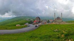 Sultan Murat Yaylası Plateau