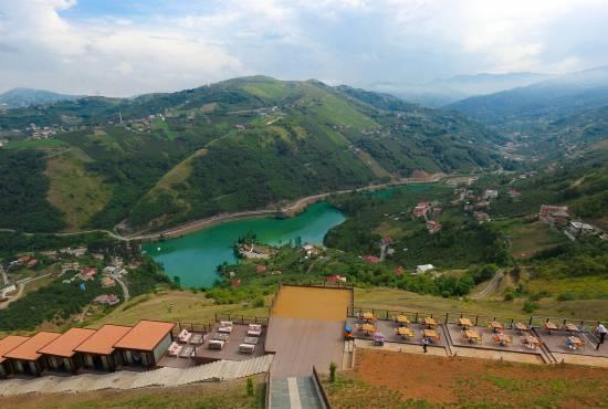 Sera Lake Resort Hotel Garden Cafe