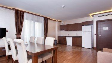 4 Adet Bitişik Oda - Mutfaklı Trabzon'un En Iyi Oteli