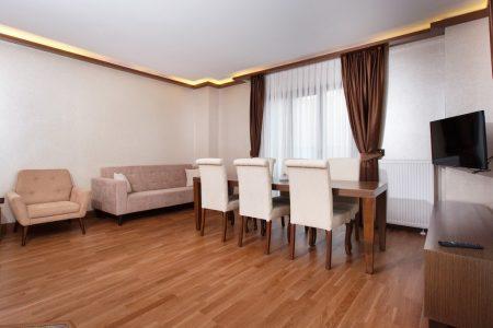 4 Adet Bitişik Oda - Mutfaklı