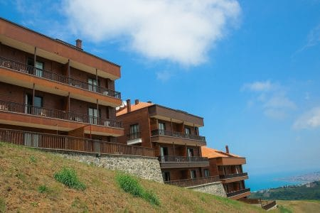 Sera Lake Resort Hotel Trabzon Villa