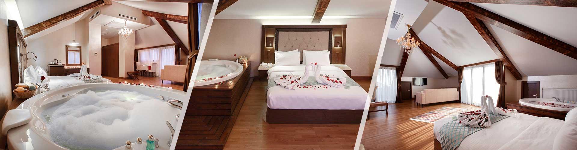 sera lake resort hotel Trabzon king suitler