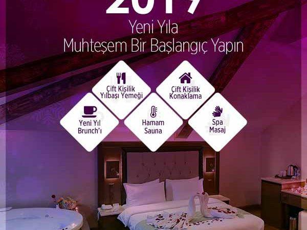 Trabzon Otel Yılbaşı Programları 2019 Sera Lake Resort Hotel