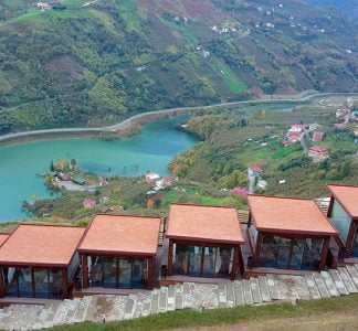 Sera Lake Resort Hotel Trabzon Localar