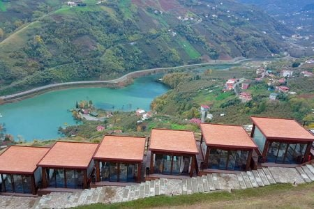 Sera Lake Resort Hotel Trabzon Localar