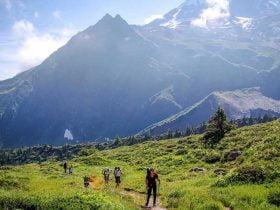 Trekking Ve Dağcılık