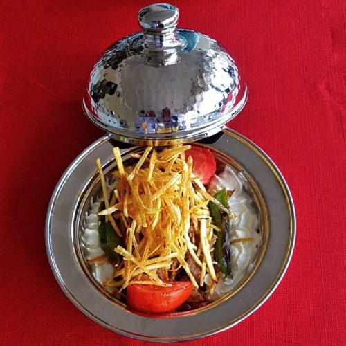 Trabzon Restaurant - trabzon çökertme kebabı