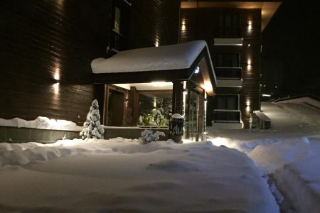 Sera Lake Resort Hotel Trabzon Winter