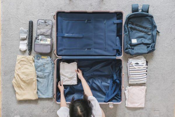 Bavul Hazırlama Süreci