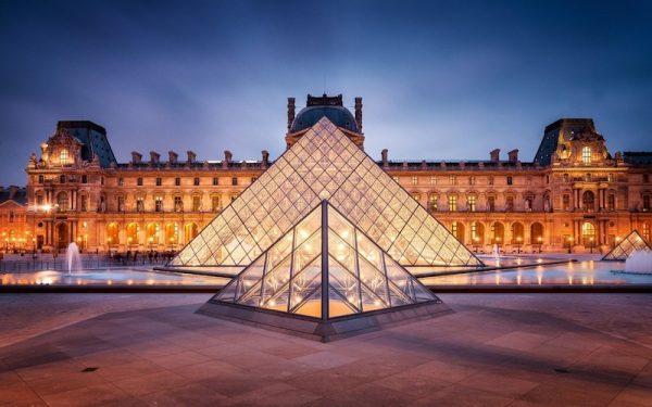 Evde yapılacak eğlenceli şeyler - Louvre Müzesi