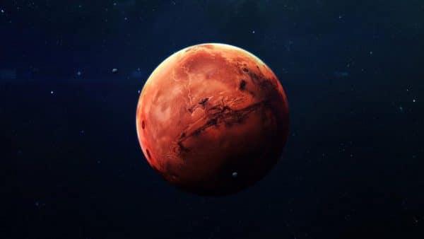 Google Earth ile Mars'ı Keşfedin - evde yapılacak eğlenceli şeyler