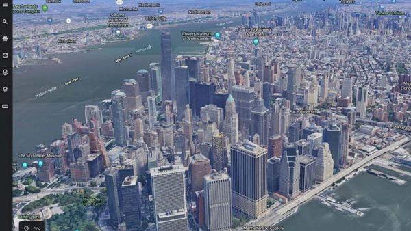 Google Earth ile Dünya'yı Keşfedin