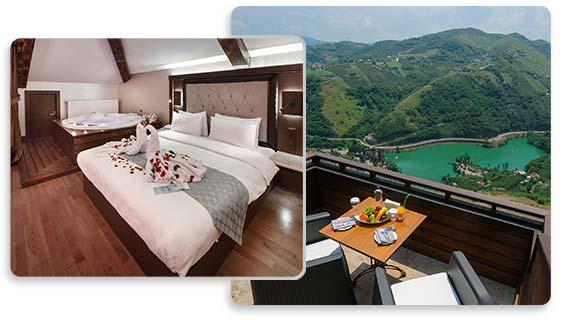 Trabzon Hotel - Trabzon Otelleri Sera Lake Resort Hotel