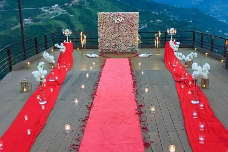 Trabzon Düğün Nişan Organizasyonu Mekanı Ve Salonu